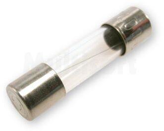 Wkładka topikowa szklana 5x20mm zwłoczna 250V/0,4A