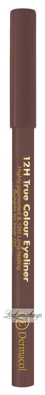 Dermacol - 12H True Color Eyeliner - Eyeliner w kredce - 4