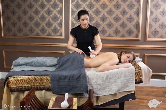 Tajski masaż stemplami ziołowymi 7 lokalizacji w Warszawie