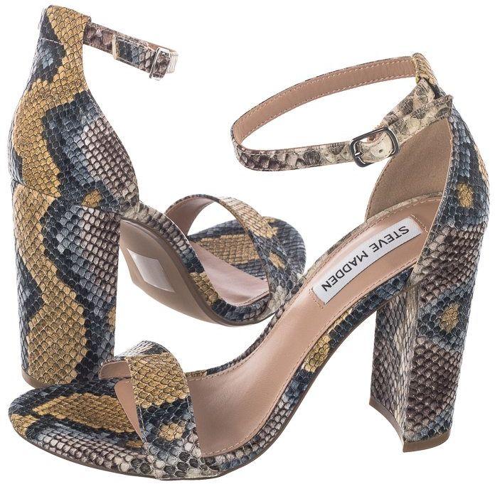 Sandały Steve Madden Carrson Multi Snake SM11000008-02002-918 (ST6-a)