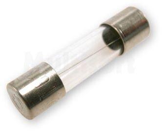 Wkładka topikowa szklana 5x20mm zwłoczna 250V/0,63A
