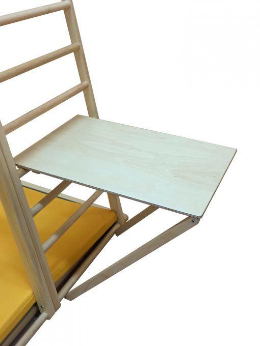 MAŁPISZON Stolik składany do placu zabaw