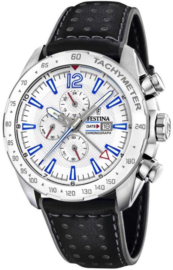 Zegarek Festina F20440-1 Sport Chronograph - CENA DO NEGOCJACJI - DOSTAWA DHL GRATIS, KUPUJ BEZ RYZYKA - 100 dni na zwrot, możliwość wygrawerowania dowolnego tekstu.