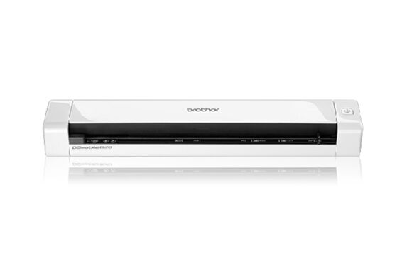 Brother DS-640 Lekki, przenośny cyfrowy skaner dokumentów A4