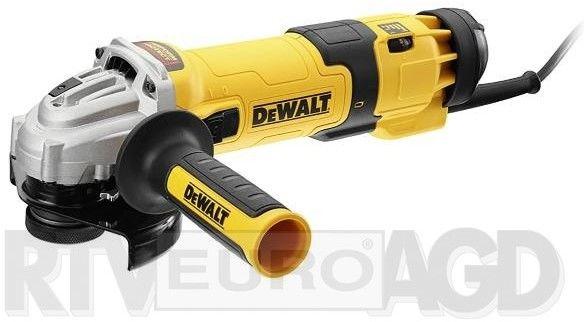 DWE4246 Szlifierka kątowa 115 mm o zmiennej prędkości, 1200 W