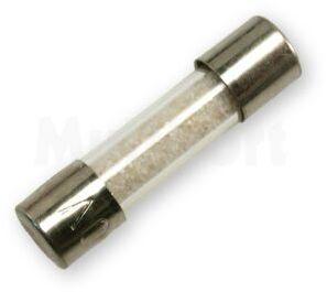 Wkładka topikowa szklana 5x20mm zwłoczna 250V/16A