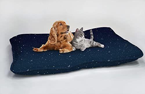 Psy Maxy poduszka, gwiazdy, 60 x 100 cm