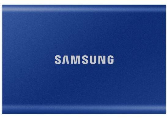 Samsung T7 1TB USB 3.2 (niebieski) - Kup na Raty - RRSO 0%