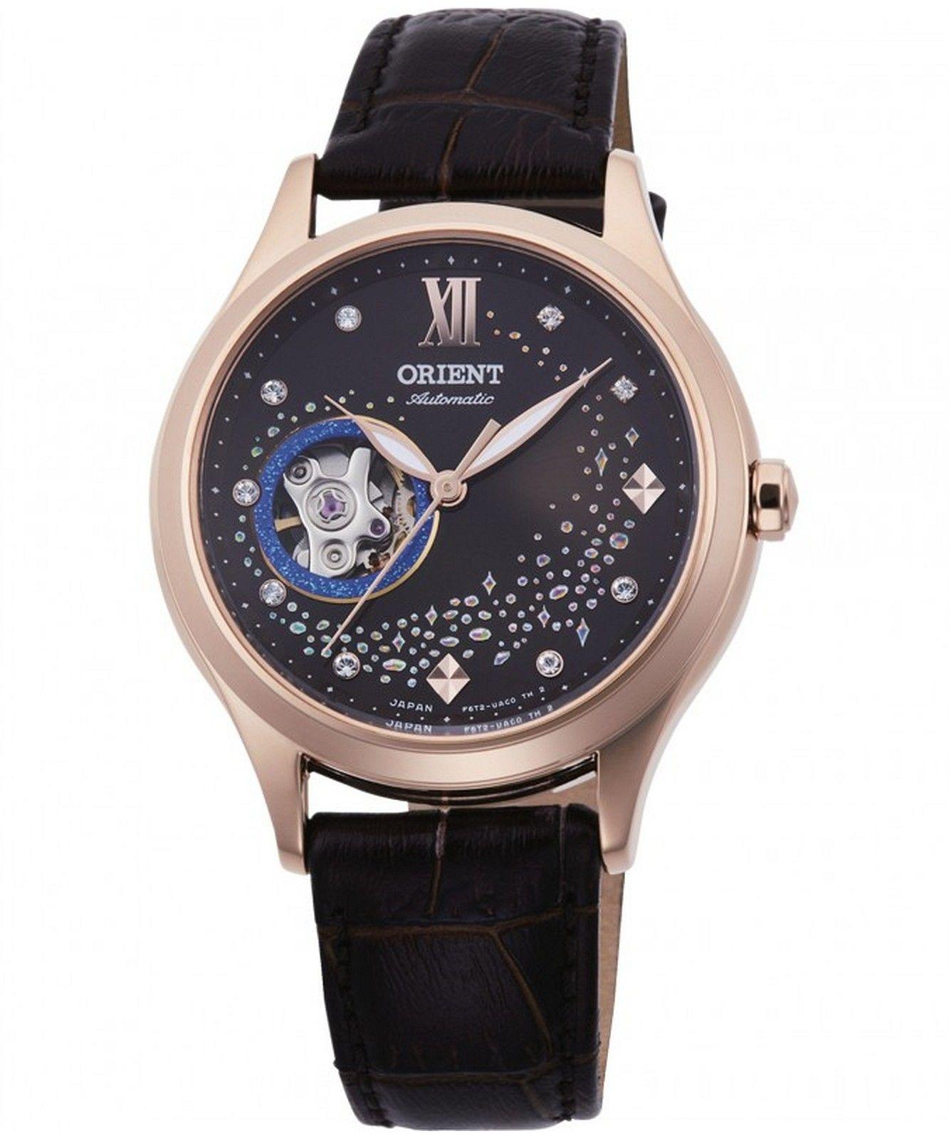 Zegarek Orient RA-AG0017Y10B Blue Moon II Automatic - CENA DO NEGOCJACJI - DOSTAWA DHL GRATIS, KUPUJ BEZ RYZYKA - 100 dni na zwrot, możliwość wygrawerowania dowolnego tekstu.