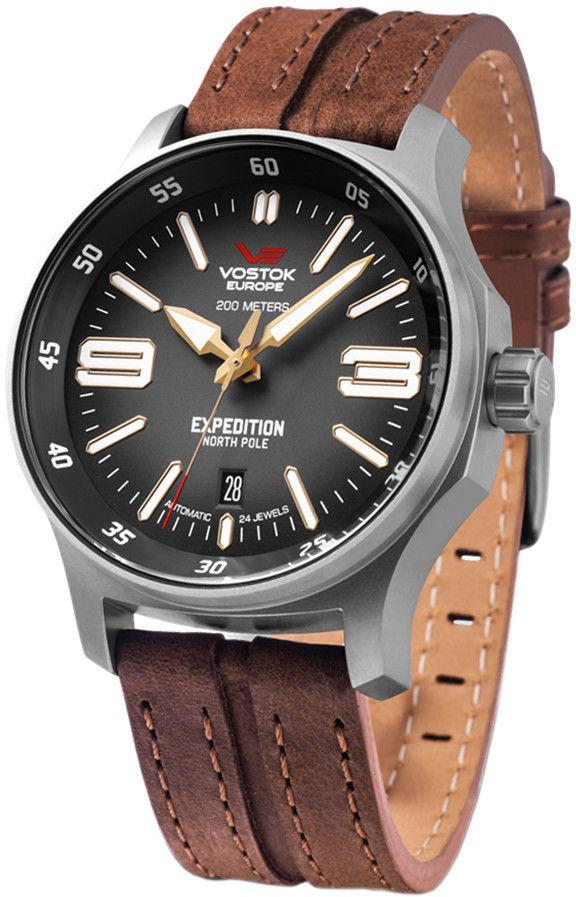 Zegarek Vostok Europe NH35A-592A555 Expedition North Pole 1 Automatic - CENA DO NEGOCJACJI - DOSTAWA DHL GRATIS, KUPUJ BEZ RYZYKA - 100 dni na zwrot, możliwość wygrawerowania dowolnego tekstu.