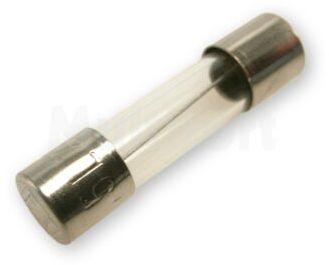 Wkładka topikowa szklana 5x20mm zwłoczna 250V/2,5A