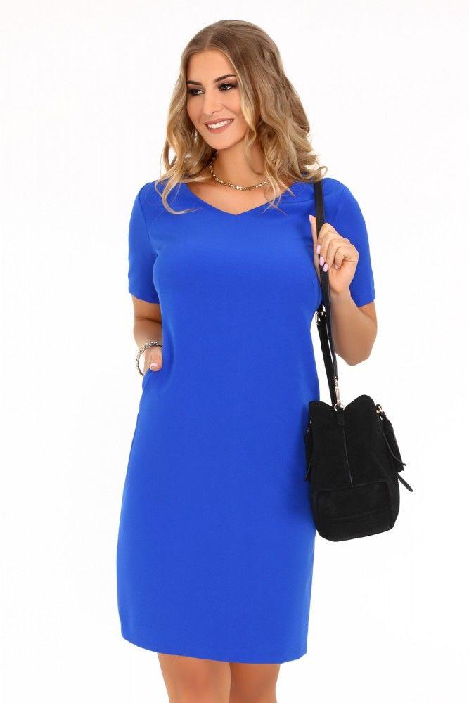 Minar Blue 85476 sukienka
