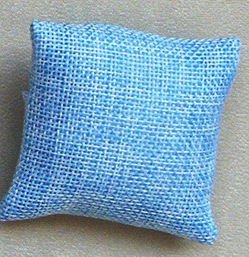 Planeta Confetti Party Favours, poduszka z juty, jasnoniebieska, opakowanie 30 6 x 6 cm