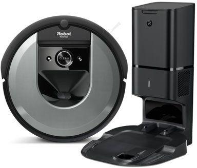 Robot odkurzający iROBOT Roomba i7+ (i7558). >> ODBIÓR W 29 min! DARMOWA DOSTAWA SPRAWDZONY WYBÓR