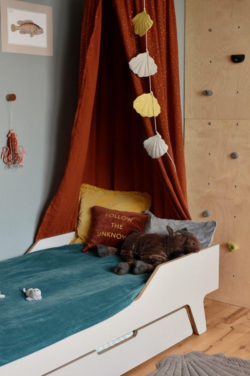 Łóżko dream szare s - nuki