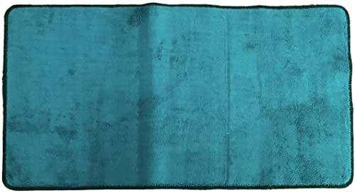 Euronovità EN-27412 magiczna genio mata wejściowa z mikrofibry, zielona, 50 x 65 cm
