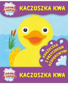 Kaczuszka Kwa zabawa w kąpieli
