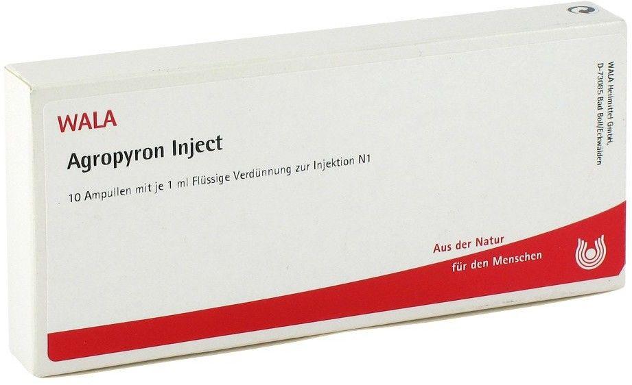Agropyron Inject Ampułki