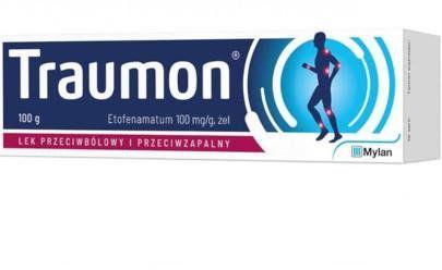 Traumon 100mg/g żel 100 g