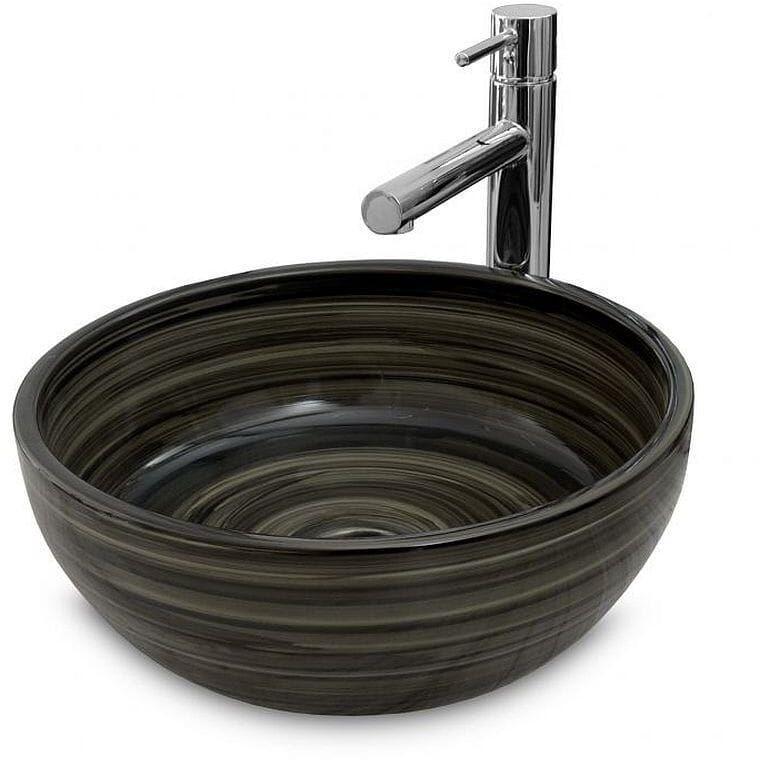 Umywalka ceramiczna nablatowa 40 Claudia Rea (REA-U1059)