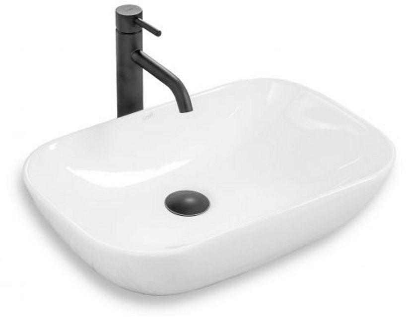 Umywalka ceramiczna nablatowa 50 Claudia Rea (REA-U6644)