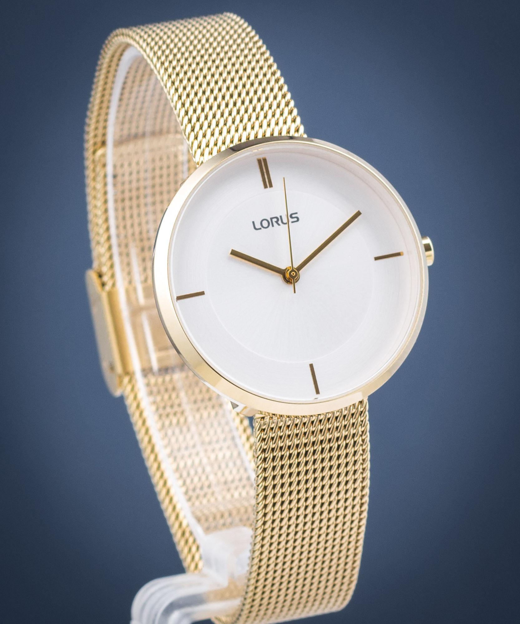 Zegarek Lorus RG252QX9 - CENA DO NEGOCJACJI - DOSTAWA DHL GRATIS, KUPUJ BEZ RYZYKA - 100 dni na zwrot, możliwość wygrawerowania dowolnego tekstu.