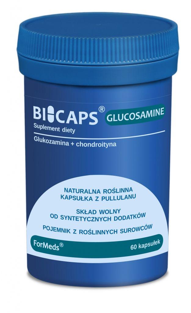 Formeds bicaps Glukozamina 60 kaps.