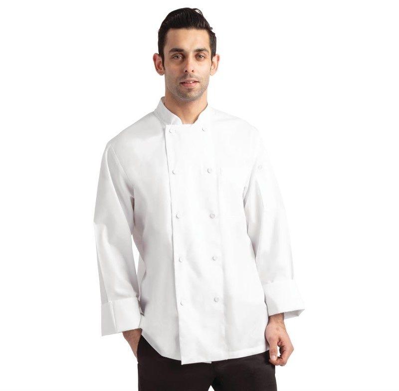 Koszula kucharska Calgary długi rękaw Cool Vent Unisex rozmiary XS-XXL