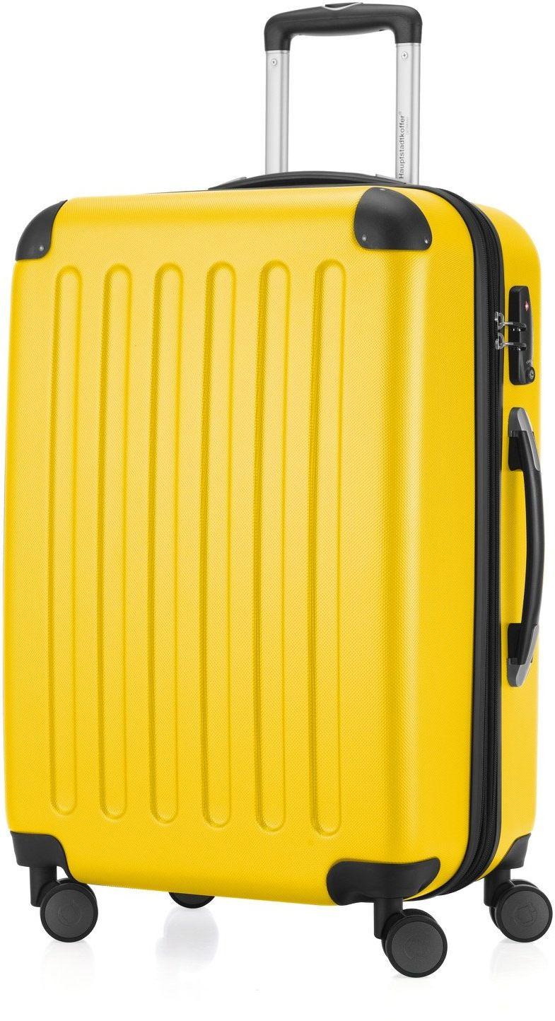HAUPTSTADTKOFFER - Spree, żółty (żółty) - 54853546