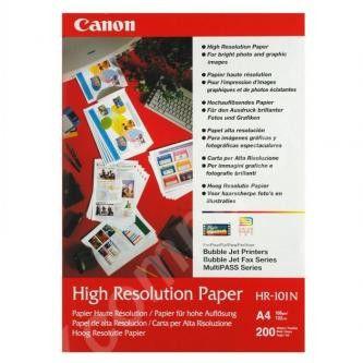 Canon HR-101 High Resolution Paper, papier fotograficzny, biały, A4, 106 g/m2, 200 szt.
