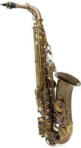 John Packer JP045A - saksofon altowy