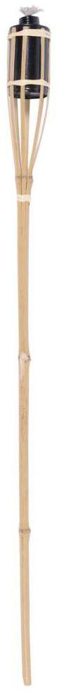 Pochodnia ogrodowa bambusowa 120 cm