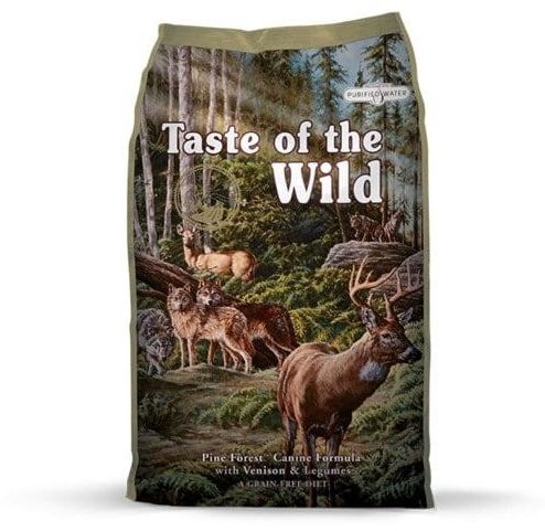 TASTE of the WILD Pine Forest 2 kg