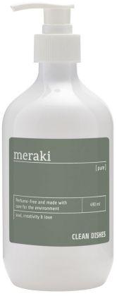 Meraki PURE Organiczny Płyn do Mycia Naczyń 490 ml Bezzapachowy