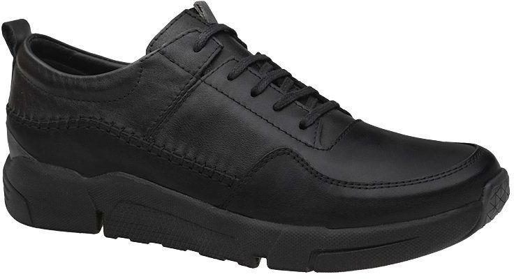 Półbuty Sneakersy BADURA 3374-698 Czarne Galeras