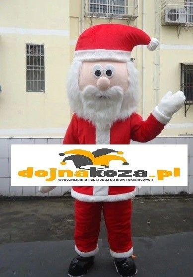 Kolpaks Mariola Halastra Strój Świętego Mikołaja ,Przebranie Święty Mikołaj 2
