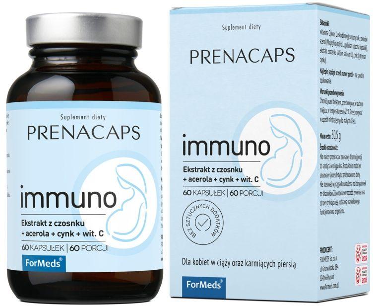 Formeds prenacaps Immuno