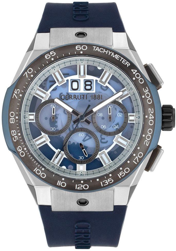 Zegarek Cerruti 1881 CRA24803 BIENO - CENA DO NEGOCJACJI - DOSTAWA DHL GRATIS, KUPUJ BEZ RYZYKA - 100 dni na zwrot, możliwość wygrawerowania dowolnego tekstu.