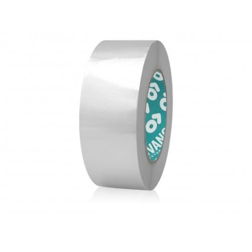 Taśma aluminiowa, wysokotemperaturowa, kominkowa 50mm/50mb (AT506)