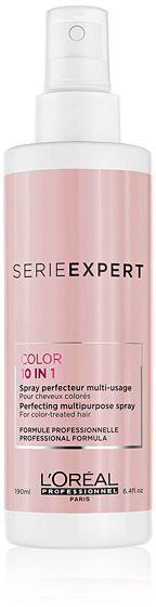 Loreal Expert Vitamino Color 10 in 1 Spray Spray do włosów koloryzowanych - 10 efektów 190 ml