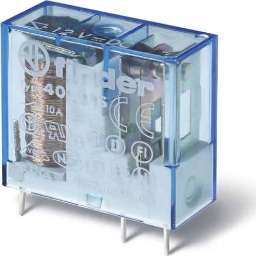 Przekaźnik 1CO 10A 24V DC styki AgNi+Au 40.31.7.024.5000