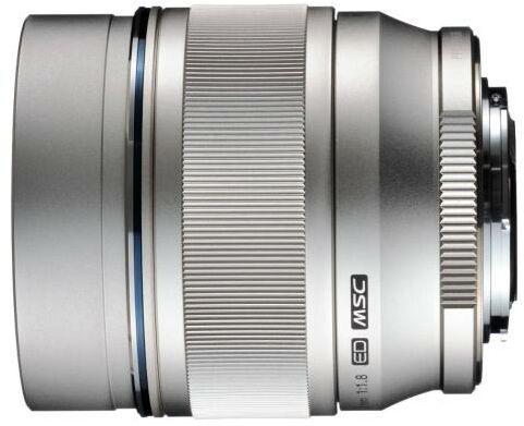 Olympus M.ZUIKO ED 75mm f/1.8 (srebrny) - Kup na Raty - RRSO 0%