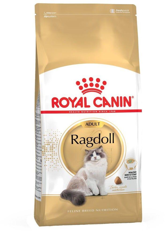 ROYAL CANIN Ragdoll Adult 10kg + niespodzianka dla kota GRATIS!