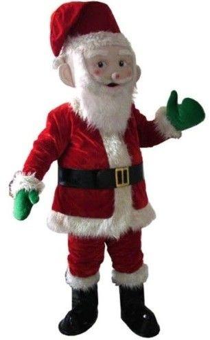 Strój Świętego Mikołaja ,Przebranie Święty Mikołaj