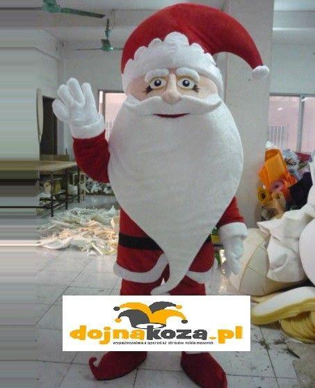 Kolpaks Mariola Halastra Strój Świętego Mikołaja ,Przebranie Święty Mikołaj