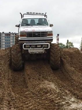 Jazda Monster Truck  Katowice
