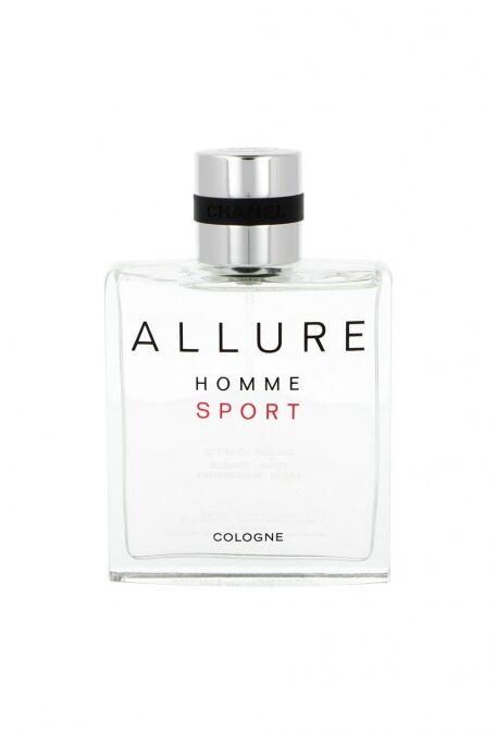 Flakon Chanel Allure Homme Sport Cologne Edt 100ml