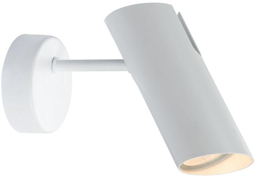 Kinkiet FUTURO biały GU10 LIGHT PRESTIGE