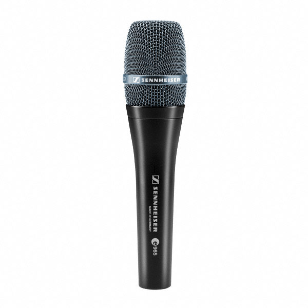 Sennheiser Evolution e965 - mikrofon pojemnościowy Sennheiser Evolution e965 - mikrofon pojemnościowy