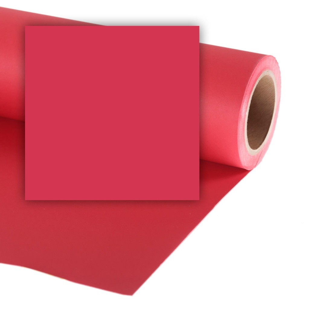 Colorama CO904 Cherry - tło fotograficzne 2,18m x 11m